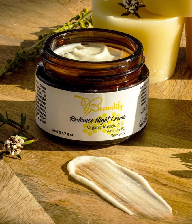 Beeautify Radiance Night Cream