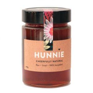 HUNNIE Honey 450g