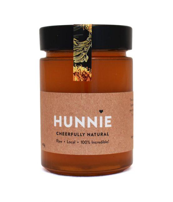 HUNNIE Honey South West Harvest 450g