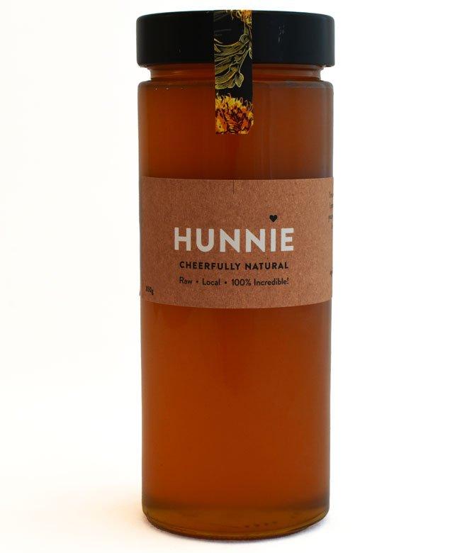 HUNNIE Honey South West Harvest 850g