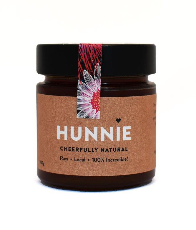 HUNNIE Honey Western Wildflower 300g