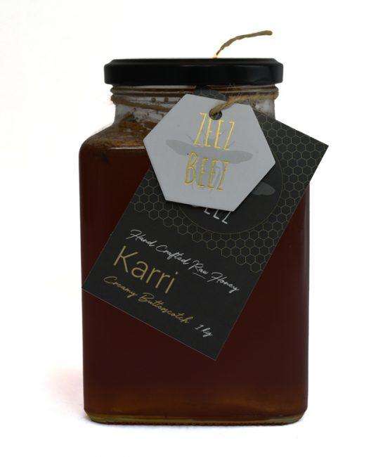 Zeez Beez Raw Honey (1kg) Karri