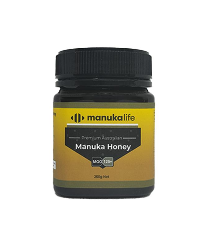 ManukaLife_MGO125 Manuka Honey