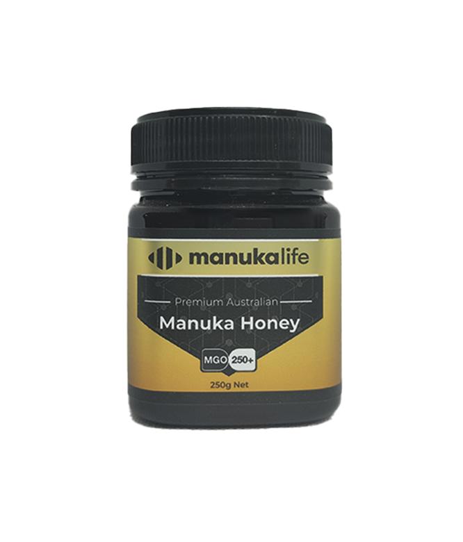 ManukaLife_MGO250 Manuka Honey
