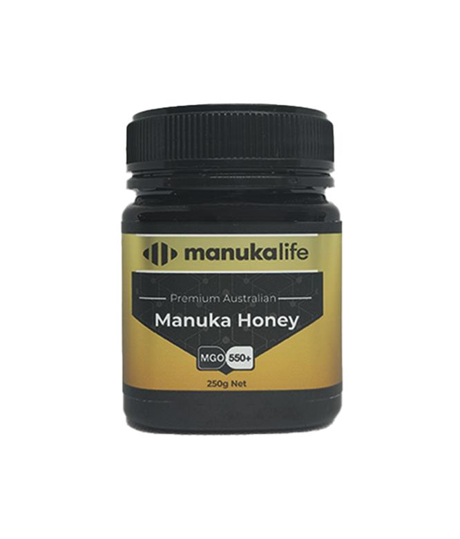 ManukaLife_MGO550 Manuka Honey