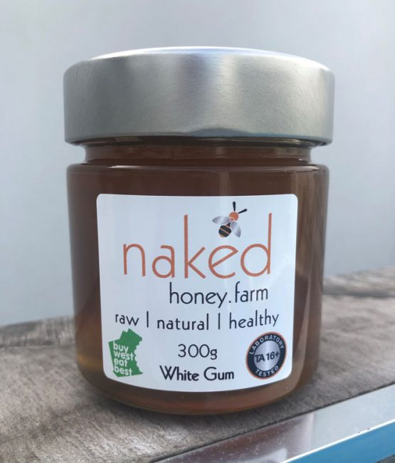 Naked Honey Farm TA16+ White Gum 300g