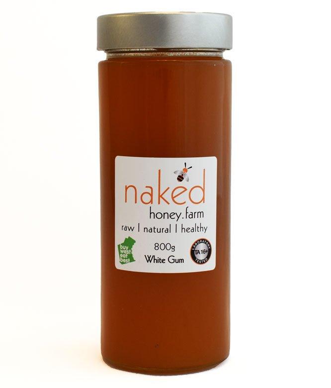 Naked Honey Farm TA16+ White Gum 800g