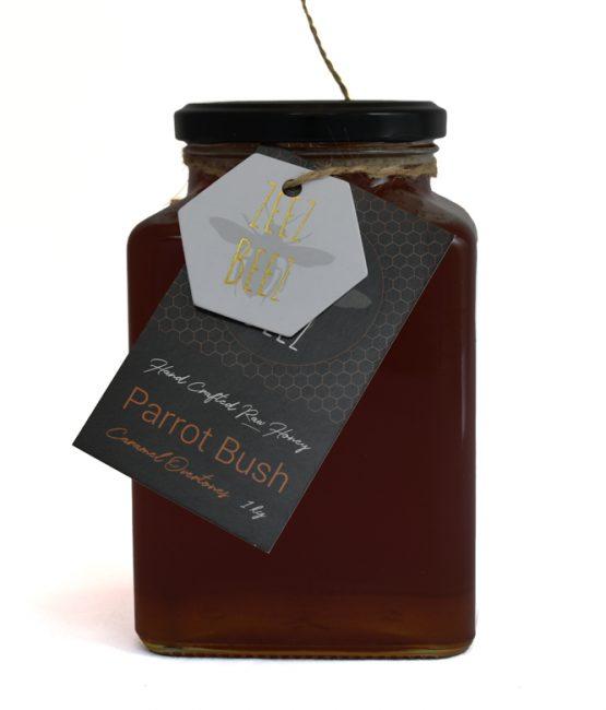 Zeez Beez Raw Honey (1kg) Parrot Bush