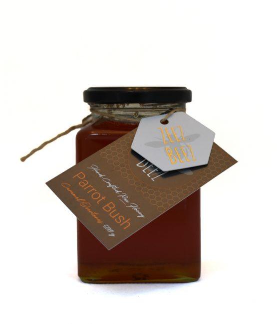 Zeez Beez Raw Honey (500g) Parrot Bush
