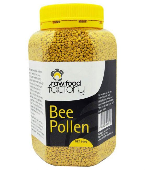 Raw Food Factory Bee Pollen (500g)
