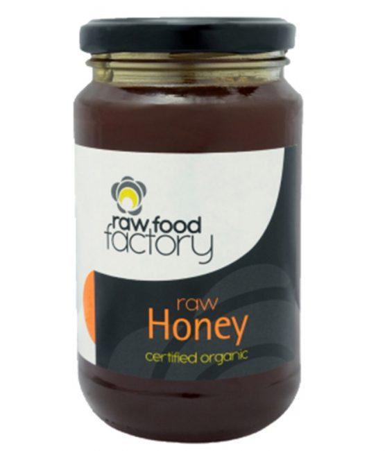 Raw Food Factory Raw Honey Certified Organic