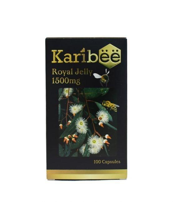 Royal Jelly 1500mg - Karibee (100 capsules) 2