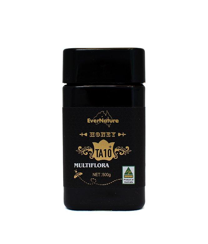 TA10+ Multi Flora Honey - Ever Nature (500g)