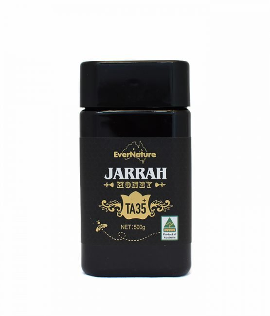 TA35+ Jarrah Honey - Ever Nature (500g)