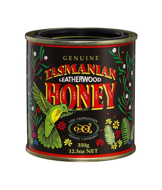 The Tasmanian Honey Company Leatherwood Honey 350g 12.3oz