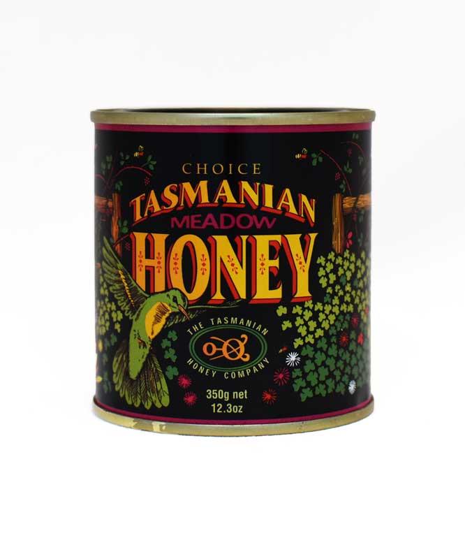 The Tasmanian Honey Company Meadow Honey 350g 12.3oz