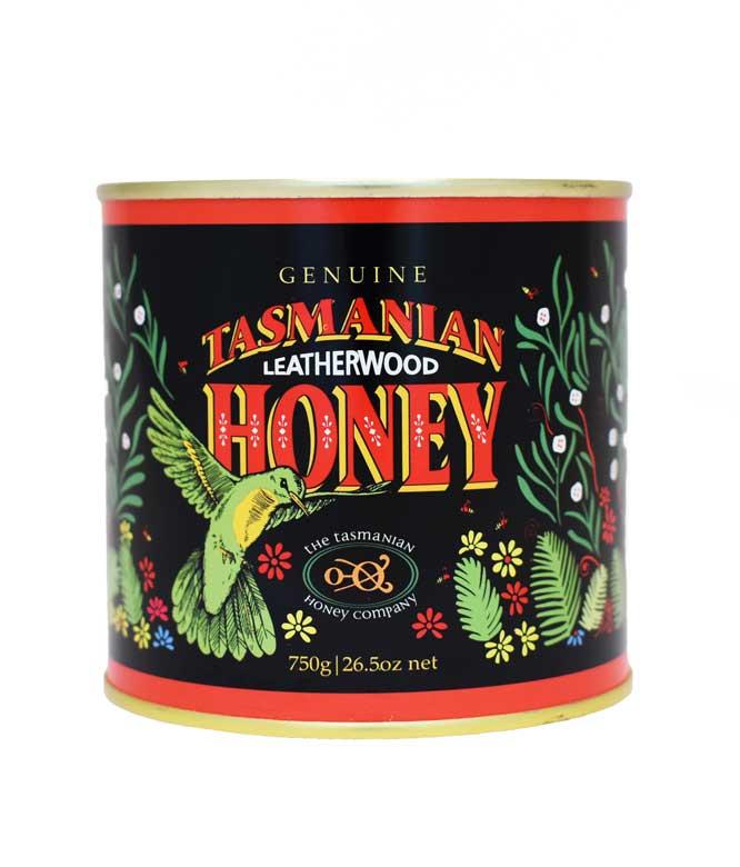The Tasmanian Honey Company Leatherwood Honey 750g 26.5oz