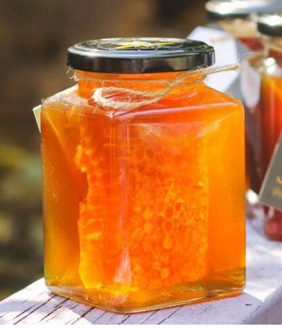 Zeez Beez Raw Honey Float