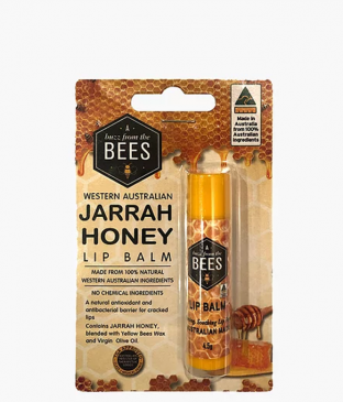 A Buzz from the Bees Lip Balm