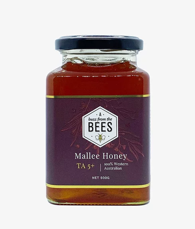 A Buzz from the Bees Mallee Honey TA5+ 500g