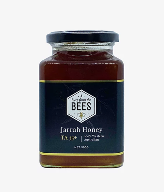 A Buzz from the Bees Jarrah TA35+ 500g