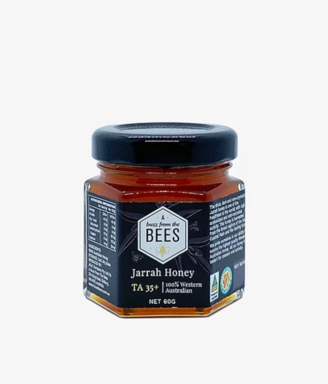 A Buzz from the Bees Jarrah TA35+ 60g